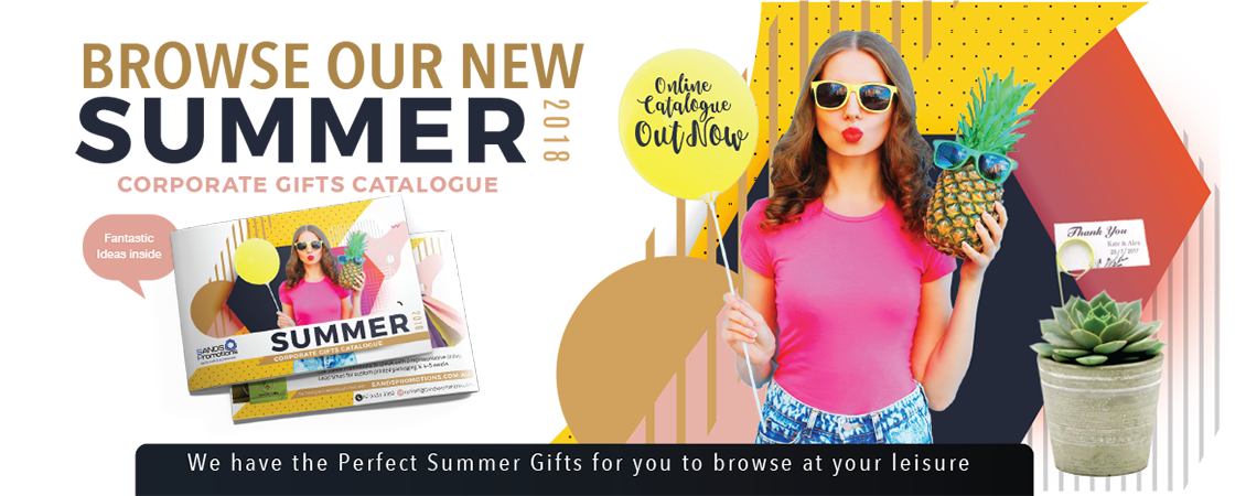 2018 Summer Corporate Gifts