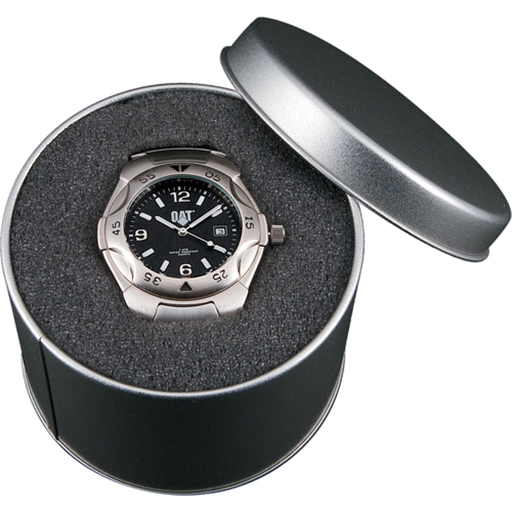 Round Watch Case