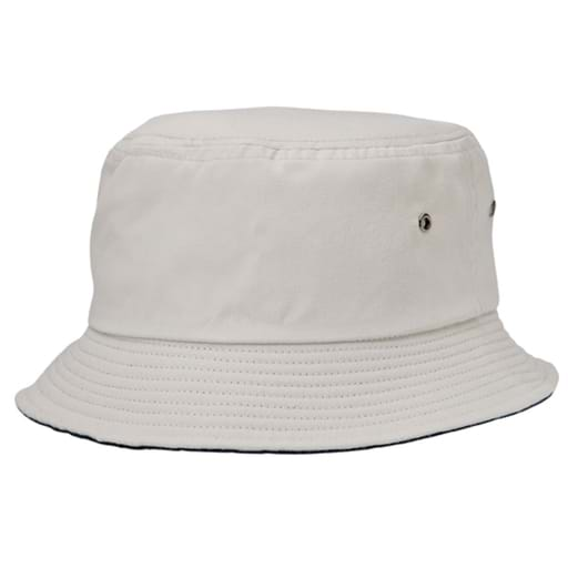 Bucket Hat Contrast Under Brim