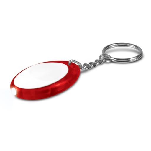 Gem Key Ring Light