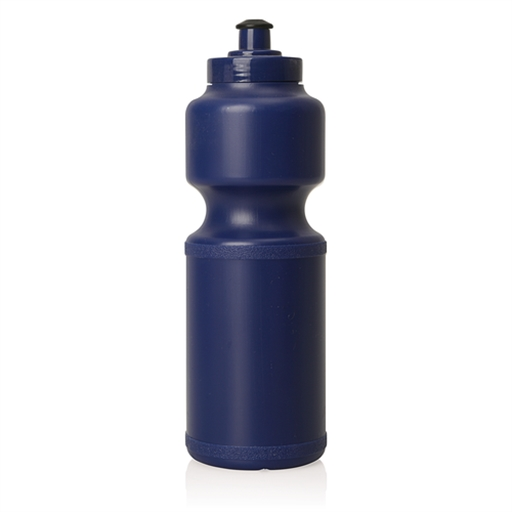 Plastic Drink Bottle W/Screw Top Lid - 750Ml