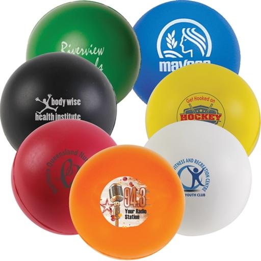 Round Ball Stress Reliever
