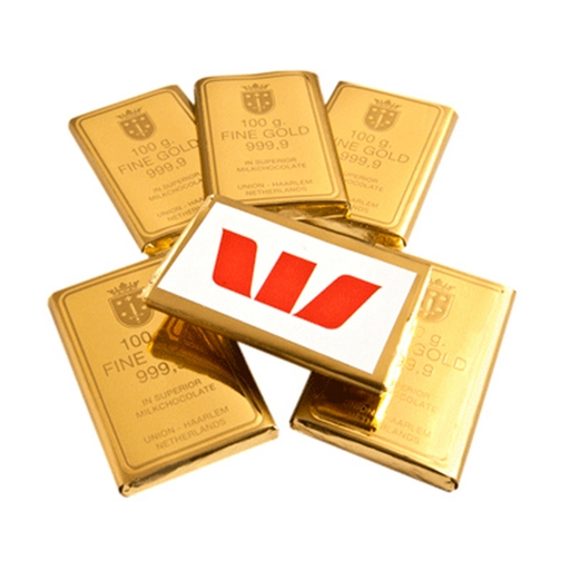 Chocolate Gold Bullion Bulk
