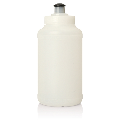 Plastic Drink Bottle W/Screw Top Lid - 500Ml