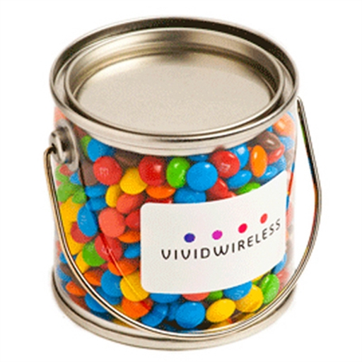 Small PVC Bucket -  Mini M&Ms 170G