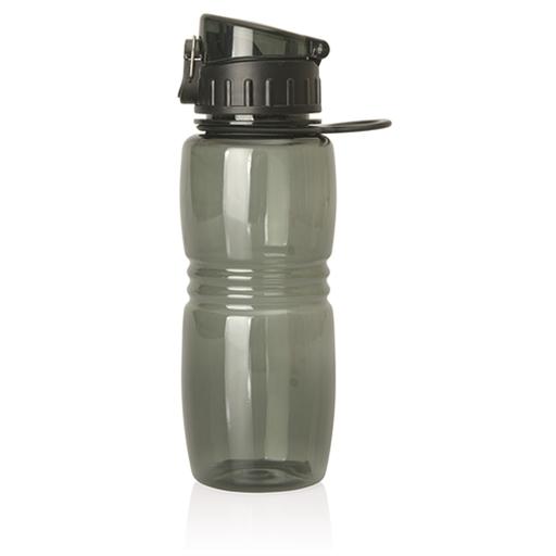 Polycarbonate Sports Bottle W/Flip Top - 600Ml