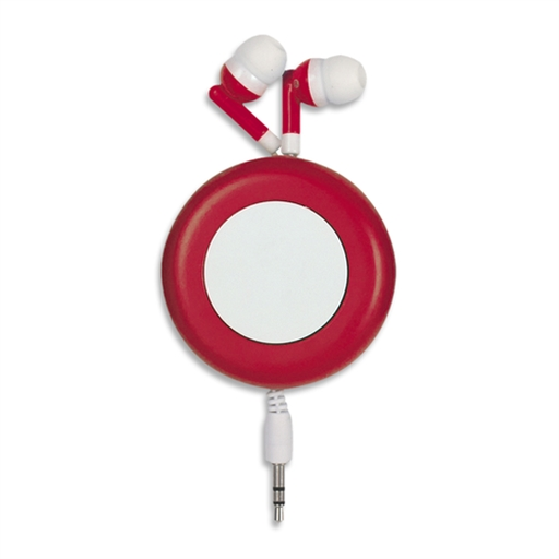Retro Retractable Ear Buds
