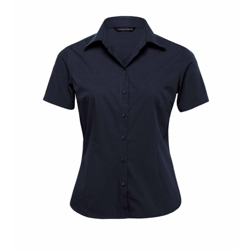 The Republic Short Sleeve Shirt - Womens