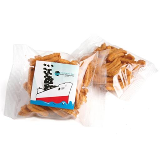 Soya Crisps Bag  40G