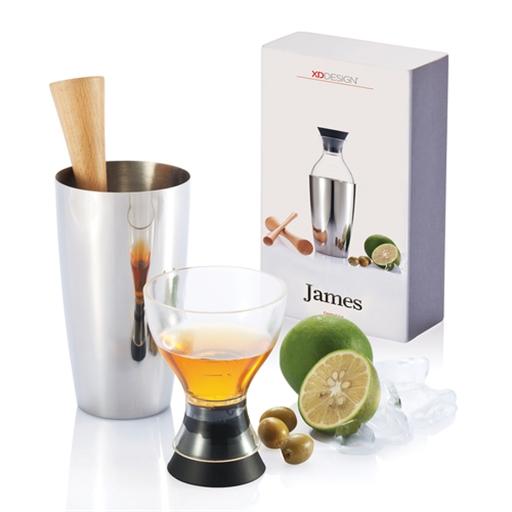 James Cocktail Set