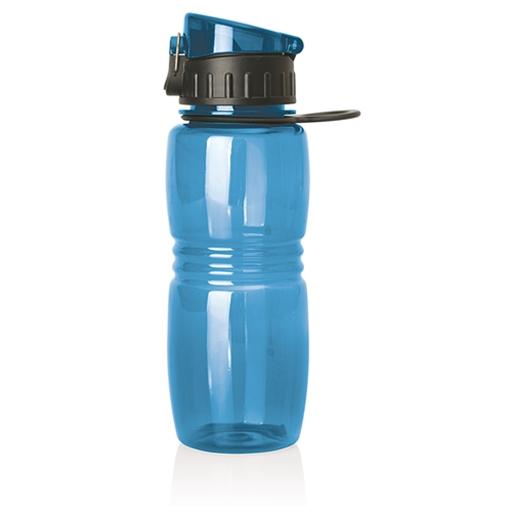 Tritan Sports Bottle W/Flip Top - 600Ml
