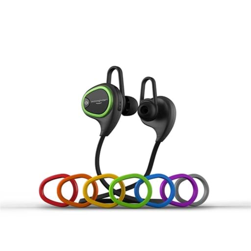 Ring Bluetooth Earphones