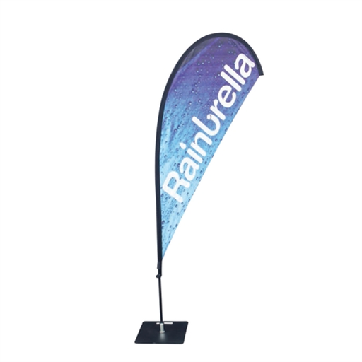 Small Teardrop Banner - Double Sided