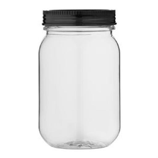Binx Mason Jar In Black