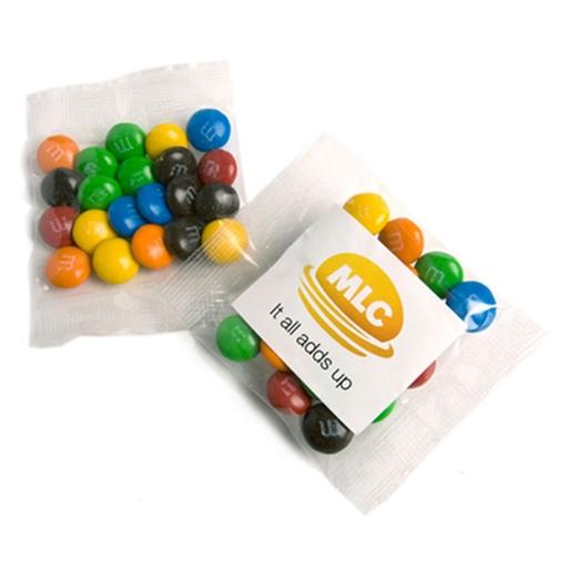 Mini M&M's Bag 25G