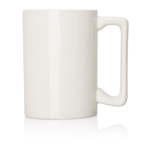 Extra Large D Handle Ceramic Mug - 380Ml