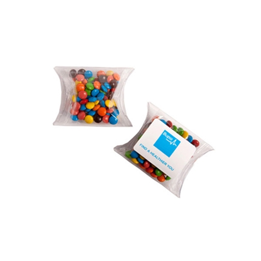 Mini M&M's Pillow Pack 25G (Mixed Colours ONLY)
