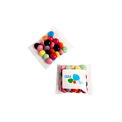 Choc Beans 25G (Corporate Colours)