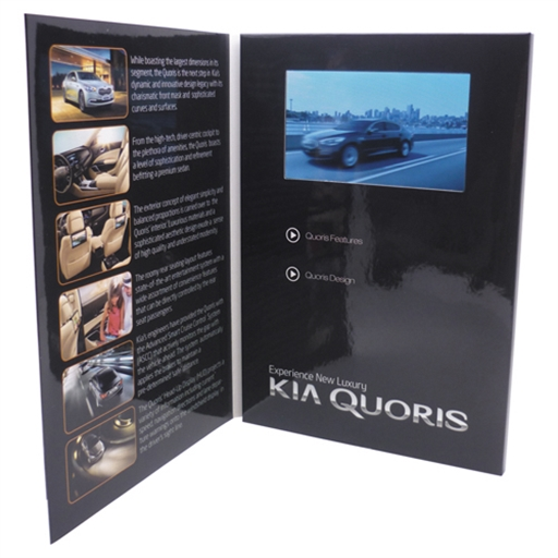 Video Catalogue 4.3€ LCD