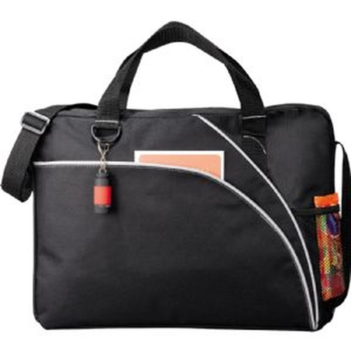 Double Curve Conference Bag