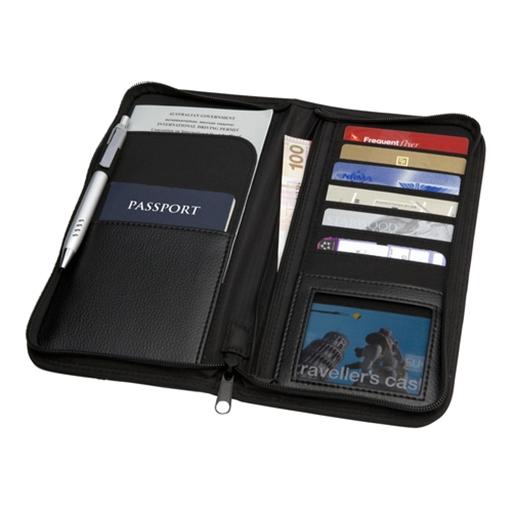 Meridian Travel Wallet