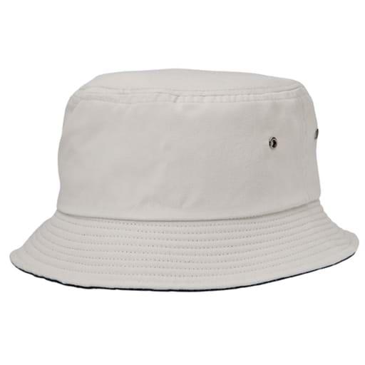 Bucket Hat Contrast Under Brim