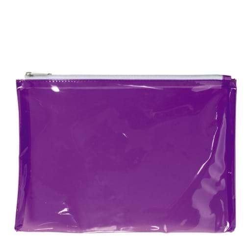 PVC Organiser / Pencil Case With Zipper