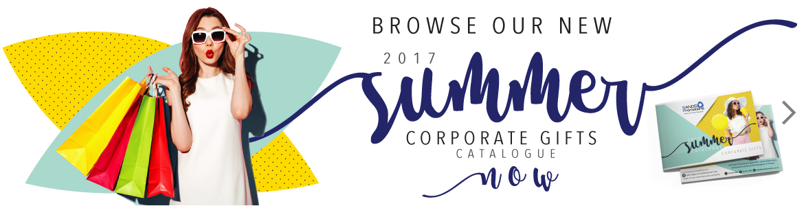 2017 Summer Corporate Gifts Catalogue