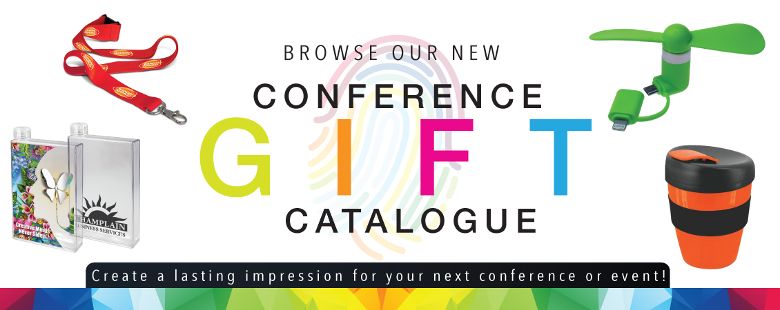 2017/2018 Conference Gifts Catalogue